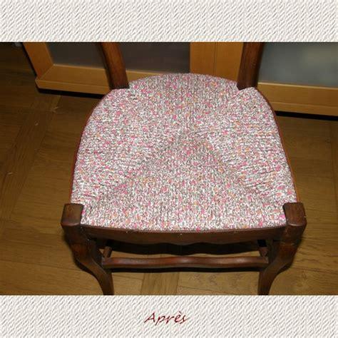 rempailler une chaise avec du tissu technique pour rempailler une chaise 28 images album