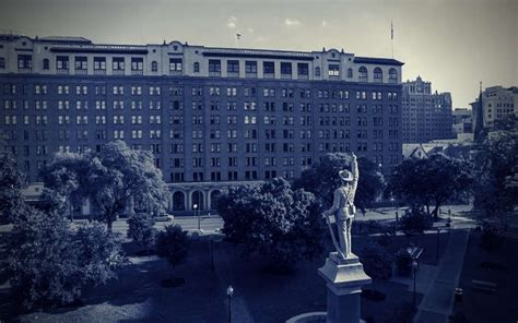 Most haunted hotel in texas. The Haunted St. Anthony Hotel, San Antonio, TX   Haunted ...