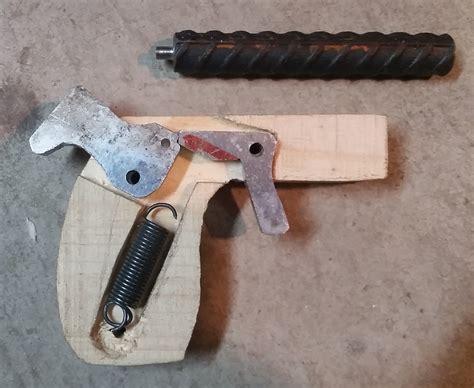 craptastic homemade parlor pistol
