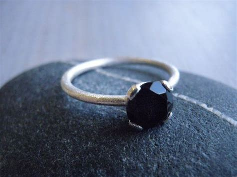 best 25 onyx engagement ring ideas on black