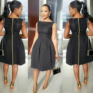 Black dress for church | African prints | Pinterest | Churches Black and Africans