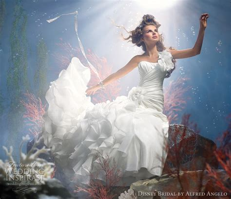Disney Fairy Tale Weddings by Alfred Angelo 2012 ? Princess Bridal Gowns   Wedding Inspirasi