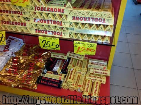 kedai coklat murah  langkawi mysweetzlife