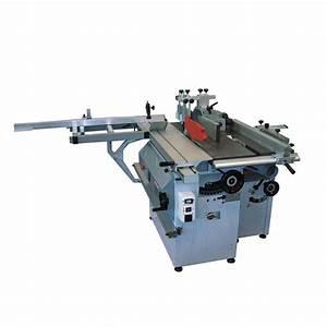 Machine à Bois Combiné : combin machine bois 5 fonctions 250 mm com250 leman ~ Dailycaller-alerts.com Idées de Décoration