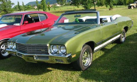 File:'71 Buick Skylark Convertible (Auto classique VAQ ...