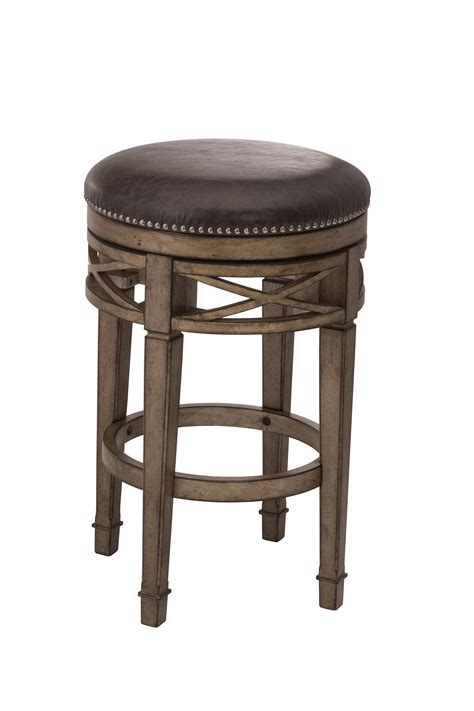 Backless Stools hillsdale backless bar stools upholstered backless swivel