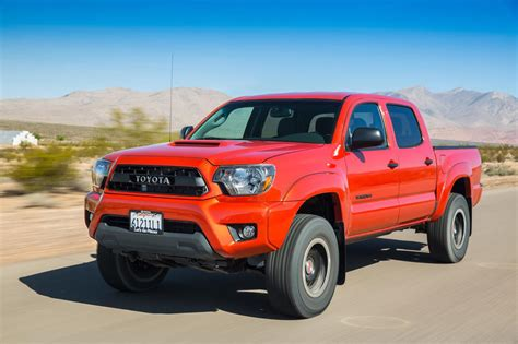 2018 Toyota Trd Pro Series Tundra Tacoma And 4runner