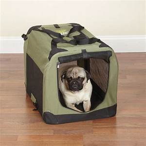 guardian gear collapsible soft sided portable water With soft sided folding dog crates