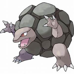 Golem (Pokémon) - Bulbapedia, the community-driven Pokémon ...