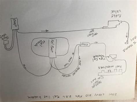 2000 S10 Fuel Wiring Daigram by 2001 S10 Fuel Wiring Wiring Diagram