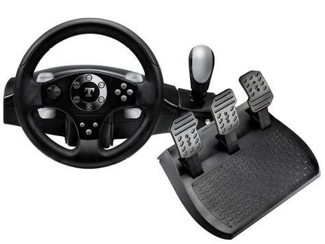 I find the base extremely sturdy and provides excellent force feedback. Super Car: Thrustmaster Ferrari Racing Wheel Red Legend Edition Windows 10