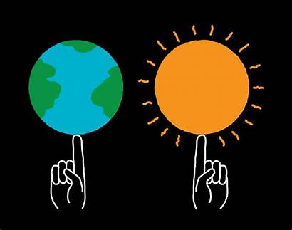 Climate Change Editor Animated Team Temperature Earth