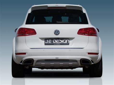 je design introduces   hp vw touareg hybrid
