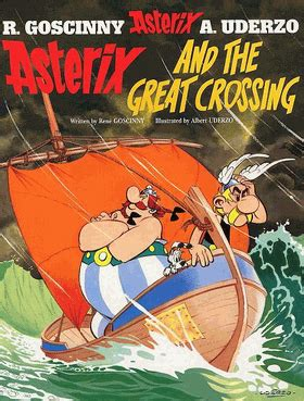 From wikimedia commons, the free media repository. Asterix and the Great Crossing - Wikipedia