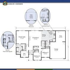 Adair Homes 2160 Floor Plan by Adair Homes Floor Plans Prices New Home Plans Design