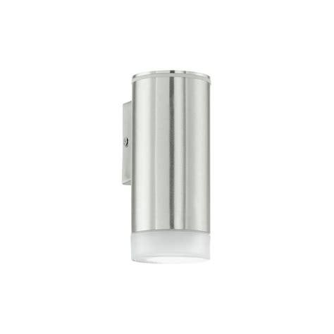 eglo lighting 92735 riga led modern outdoor stainless