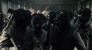 In Snowpiercer why did the soldiers with hatchets seem not ...