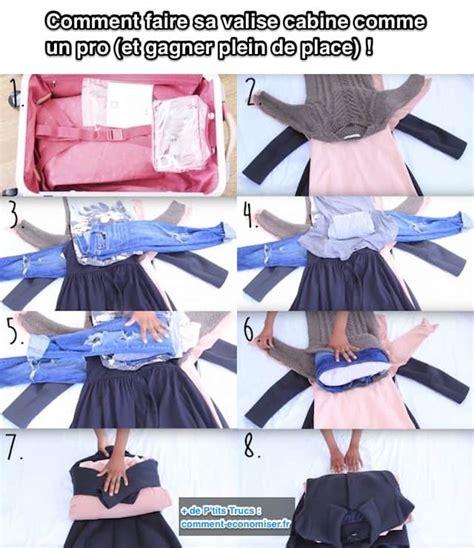 comment bien ranger sa valise 28 images l essentiel dans sa valise mit diesem trick packt