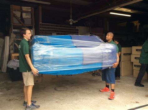 hire professionals that specialize in furniture moving in