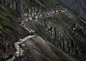 Most Dangerous Roads in the World - Top Ten List