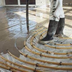 Suchý podlahový potěr