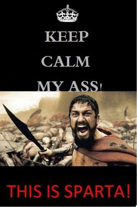Funny Spartan Quotes. QuotesGram