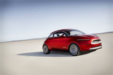 Ford Start Concept Out Of Beijing Will Have You Thinking