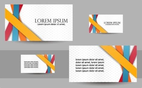 simple business card design corel draw  vector