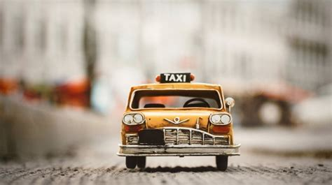 car model  yellow taxi wallpapers hd