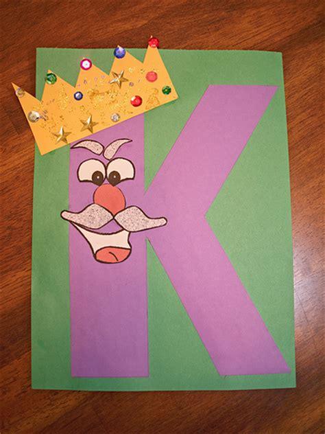 letter k crafts letter k crafts preschool and kindergarten