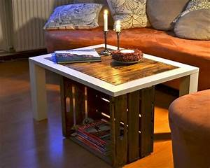 diy coffee table made from wooden crates diy and crafts With coffee table made from crates