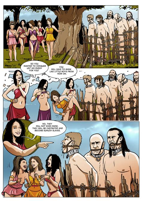 Taunting The War Prisoners By Slaveryartwork Hentai Foundry