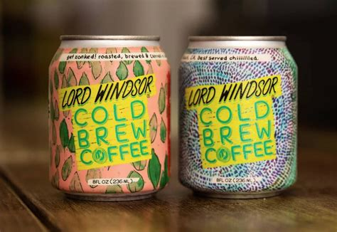 Lord windsor coffee is a specialty coffee roasting company and coffee shop located in long beach, ca. Lord Windsor began canning their cold brew—and then Costco called • the Hi-lo