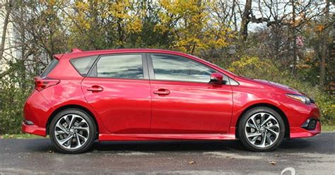toyota corolla im hatchback release date  price