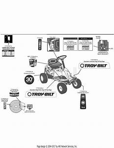 Troy Bilt 13b226jd066 Tb30  2015   Tb30r Neighborhood
