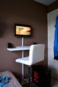 get things done while standing 10 diy standing desk With what desktop computer desk do you need