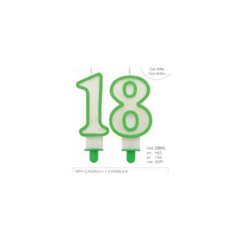 Candele Verde by Candela 18 Anni Verde