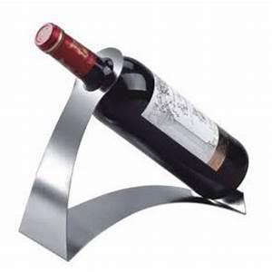 Porte Bouteille De Vin : porte bouteille inox vin de creative casier vin ~ Dailycaller-alerts.com Idées de Décoration