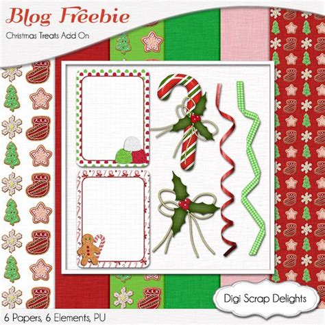 32 Best Images About Digital Scrapbooking On Pinterest  Scrapbook Kit, Clip Art And Christmas