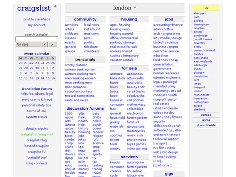 Find Resumes On Craigslist by Local Local Craigslist