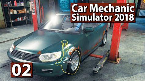 auto werkstatt simulator 2018 auto werkstatt simulator 2018 abs modul und fehlersuche 2 car mechanic gameplay