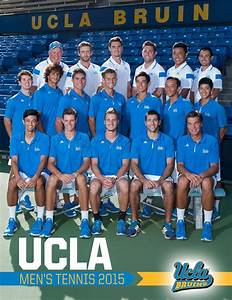 2015 UCLA Men's Tennis Media Guide by UCLA Athletics - Issuu