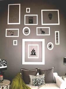 Fotos An Wand Kleben : 36 geisterhafte halloween dekoration ideen f r ihr zuhause ~ Lizthompson.info Haus und Dekorationen