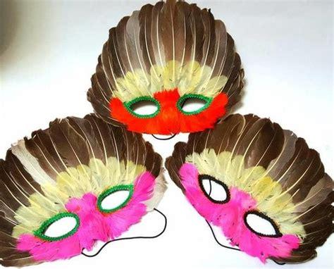 jual topeng indian pesta kostum cosplay pocahontas party