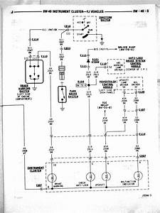 1990 Jeep Wrangler Dash Wiring Diagram