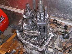 Provident Engineering  Rebuilding A W5m33 Awd Manual