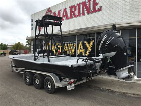 Haynie Boats For Sale by 2012 Haynie 24ft Cat Tower Drive Flats Boat W 300hp