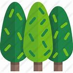Icon Forest Nature Svg Vector Icons Flat