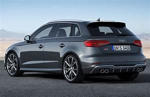 Audi A3 Sportback S Line 2017 : 2017 audi a3 s3 facelift price specifications equipment ~ Melissatoandfro.com Idées de Décoration