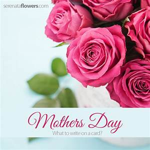 Mother Day Messages For Mothers Day Cards